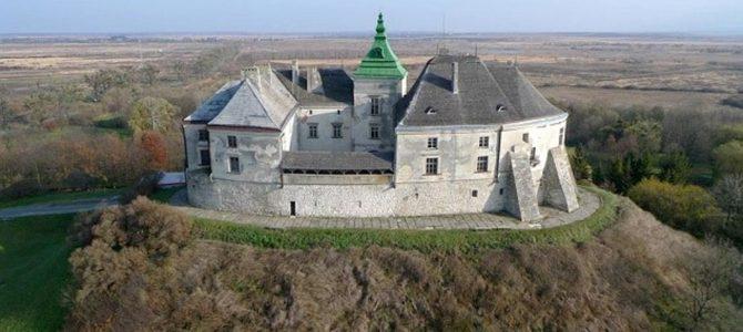 Страшні місця України – Олеський замок